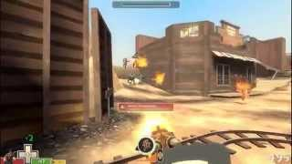 Team Fortress 2 -  Mann vs Machine Tour of Duty (No Commentary) HD
