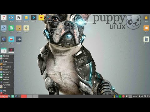 How to install Puppy Linux