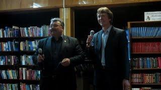 видео Библионочь в библиотеках района