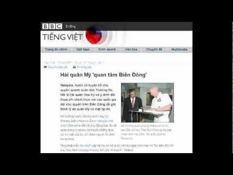 31-05-2011 - BBC Vietnamese - Hải quân Mỹ