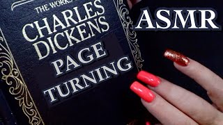 ASMR Relaxing BOOK Sounds & CRISP PAGE TURNING | Perfect for Tingles, Sleep, or Studying | JoWI ASMR