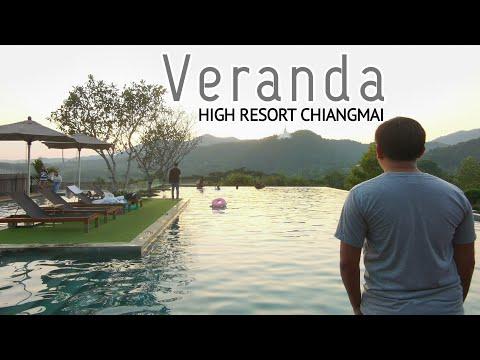 Veranda High Resort Chiang Mai   รีสอร์ทที่สระวิวสวยมาก   Road Trip เชียงใหม่ Ep.4   NavigaTui   4K