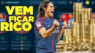 COMO GANHAR MUITO DINHEIRO COM TRADE SIMPLES - FIFA MOBILE 19
