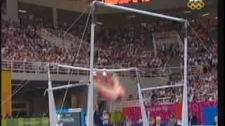 Gymnastics 2004 Athens Olympics USA Women AA Part 1