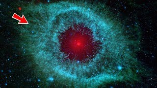 What is The Secret Behind God Eye Nebula?