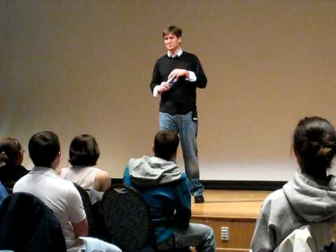 Bill Lawrence talks about Scrubs at William & Mary