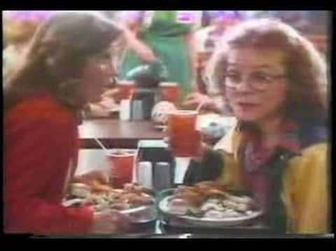 Red Barn restaurants classic tv commercial