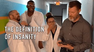 The Definition of Insanity *FUNNY*