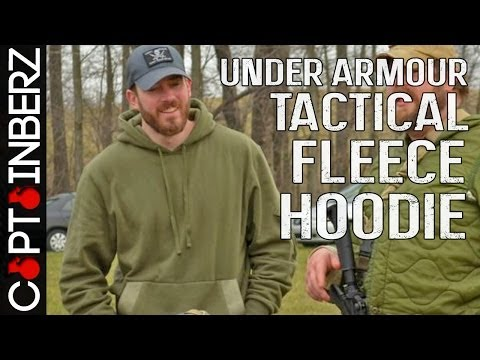 Under Armour Tactical Fleece Hoodie (Marine OD)