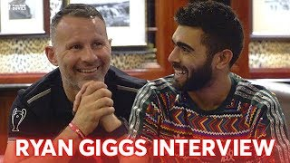 I SCOUTED ANTHONY MARTIAL! Exclusive And #Unmissable Interview With Ryan Giggs