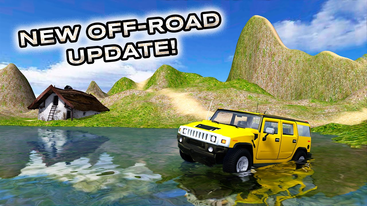 Extreme SUV Driving racing game for iPhone 2018
