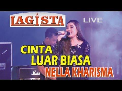 NELLA KHARISMA TERBARU || CINTA LUAR BIASA || LAGISTA Live JCM YOGYAKARTA