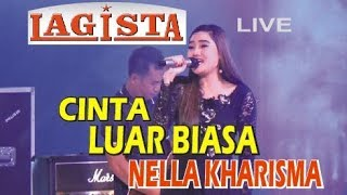 Download NELLA KHARISMA TERBARU || CINTA LUAR BIASA || LAGISTA live JCM YOGYAKARTA Mp3