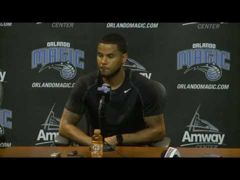Orlando Magic - D.J. Augustin introductory press conference