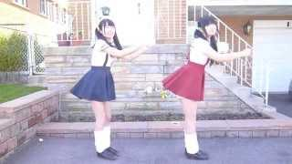 Maru Maru Mori Mori Dance Cover - マル・マル・モリ・モリを踊ってみた