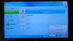 Samsung D8090 Smart TV - Kamera/Skype - TRND