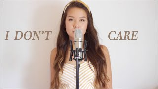 I don't care (Justin Bieber and Ed Sheeran) - cover by Maily Sorri