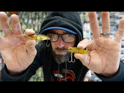 How To Fish A Blade Bait For Bass With Mike Iaconelli