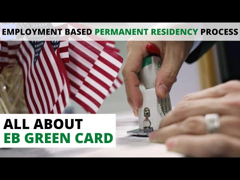 green card category