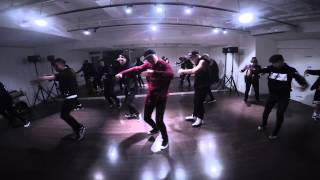 NICKTHEREAL 周湯豪 2015 SNG . 全面失控 . Dance Practice