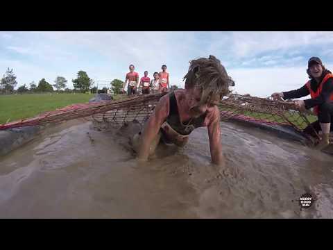 Muddy Good Run Christchurch 2018 | Children's Coverage