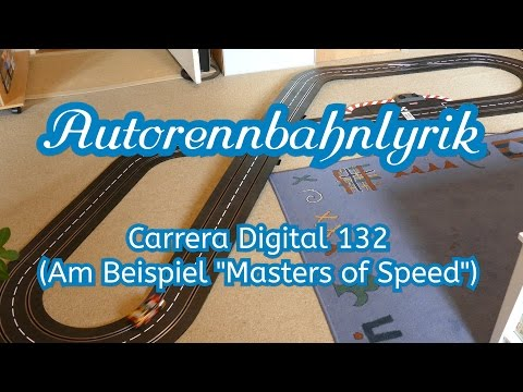 "Carrera Digital 132: Funktionen am Beispiel Set ""Masters of Speed"" (Review)"
