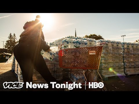 Michigan's Water Crises Turned This Nonvoter Into A Political Organizer (HBO)