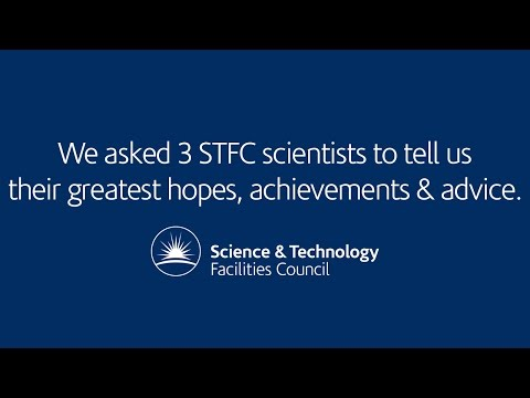 Women in Science: Science and Technology Facilities Council
