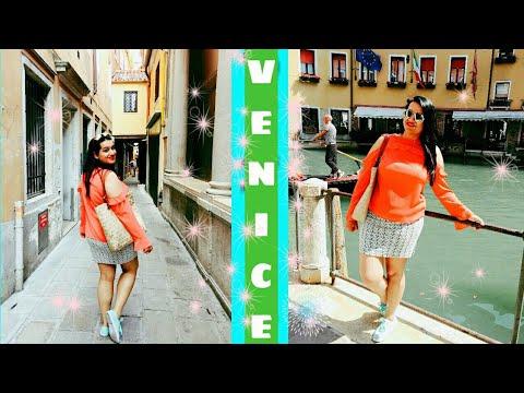 Exploring Floating City of Masks - Venice | Europe Trip 2017 | Treasures Of Europe - Travel Vlogs