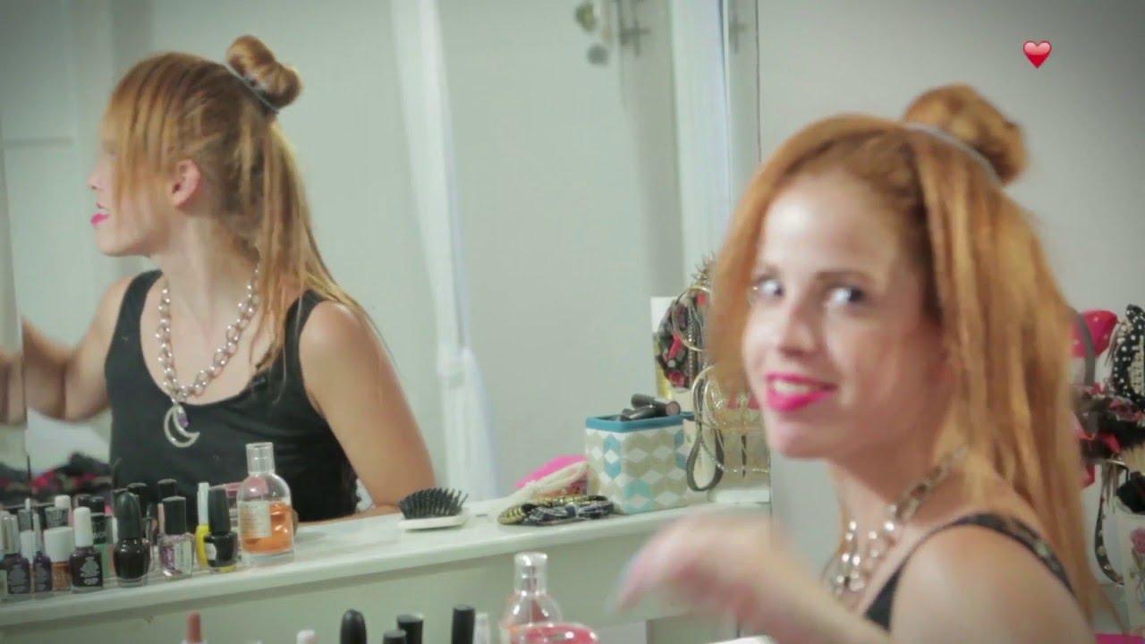 candelaria molfese tutorial de peinados un peinado ideal para el verano ep youtube