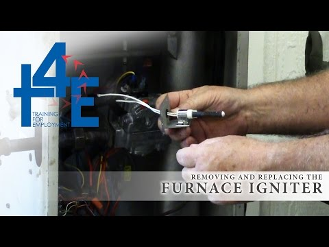 Gas Furnace Ignitor Replacement Wmv Doovi
