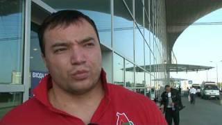 Андрей Драчев о выступлении на ЧЕ-2010 по пауэрлифтингу