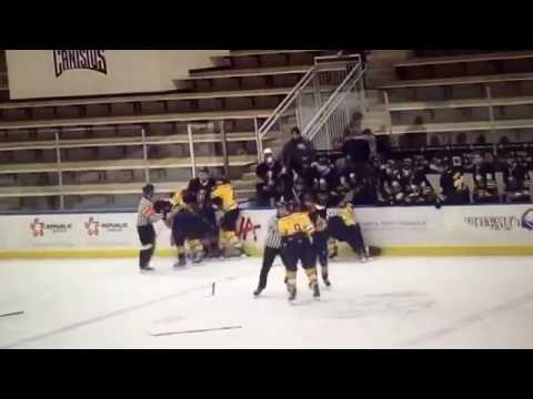 Former NHL player Andrew Peters hits 15 year old
