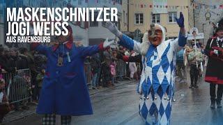 Wenn, dann Ravensburg | Mit Maskenschnitzer Jogi Weiß