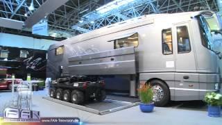 Luxus satt: Tauch- und Surfmobil für eine Million - Luxusleben, Luxusboot, Luxusauto, Caravan Salon