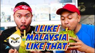 I Like Malaysia Like That - I Like It Parody