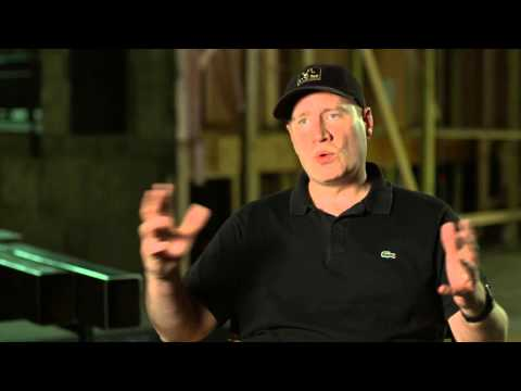 Marvel's Ant-Man:  Producer Kevin Feige Behind the Scenes Movie Interview
