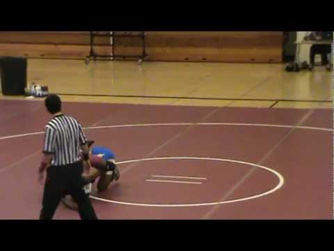 Wrestling, West High School vs Lafollete Lancers,