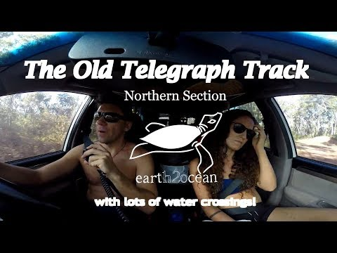 Old Telegraph Track - Northern section