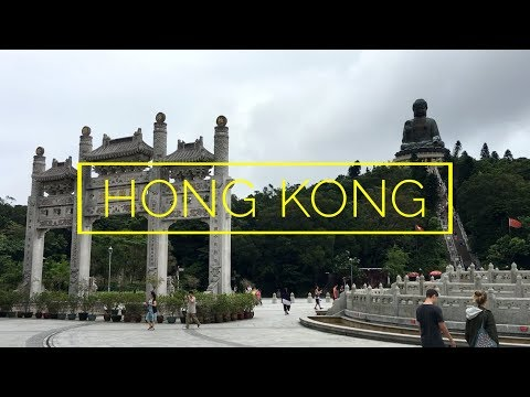 Exploring Lantau Island || Vlog 57