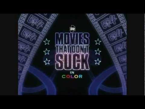 G4 Channel - Movies That Don't Suck