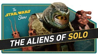 Solo's Aliens Come to Life and Athena Portillo Joins the Resistance
