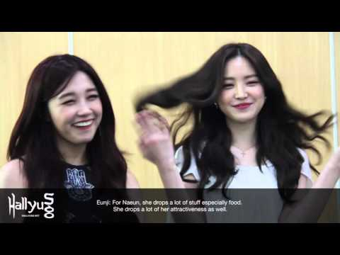 [INTERVIEW] Apink goes Backstage with HallyuSG in Singapore!