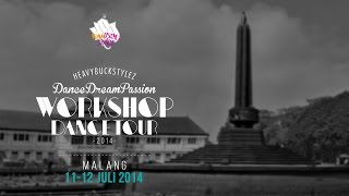 Dance Dream Passion Workshop Tour | #DDPWT | MALANG