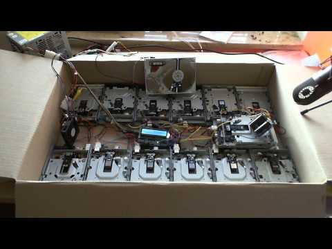 'Tainted Love' Played By Floppy Disk Drives Is Possibly The Best Use Of Technology Ever
