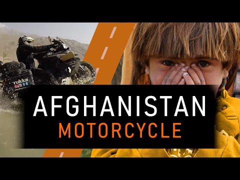 AFGHANISTAN motorcycle trip - travel documentary 2018
