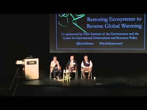 Q&A - Thomas Goreau, Greg Retallack & Richard Teague