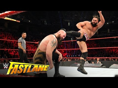 Big Show vs. Rusev: WWE Fastlane 2017 (WWE Network Exclusive)