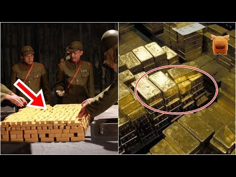 二战的日本在亚洲埋了大量宝藏, 此举却意外让另一国家发了横财....!