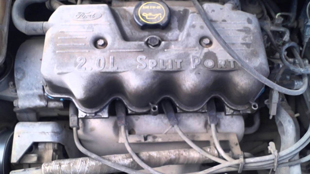 Ford Focus SPI Cylinder Head Replacement Part 1 of 4 - YouTube